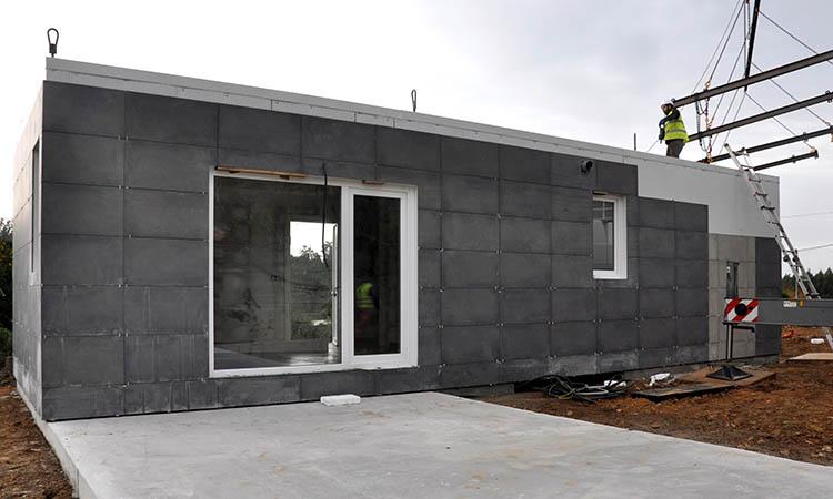 El d a de la instalaci n casas prefabricadas y modulares - Casas prefabricadas a coruna ...