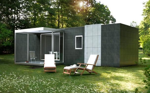 Casas modulares prefabricadas cube cube basic 36 - Casas modulares cube ...