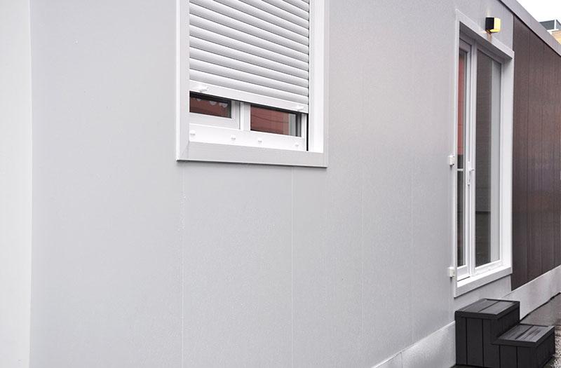 Casas prefabricadas cube inaugura en a coru a su piloto - Casas modulares cube ...