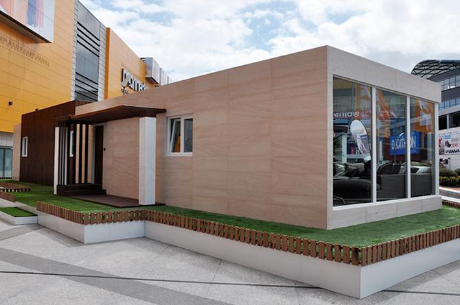 Las casas piloto de cube casas prefabricadas y modulares - Casas prefabricadas a coruna ...