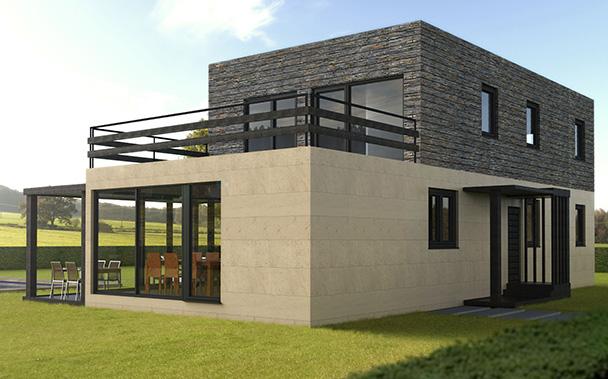 Casas prefabricadas madera cube casas prefabricadas - Cube casas prefabricadas ...