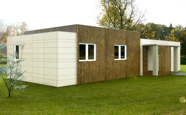 Casas modulares prefabricadas cube cube 100 - Cube casas prefabricadas ...