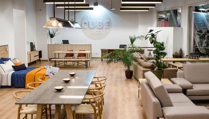 Oficinas de casas prefabricadas Cube