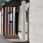 Casa Cube de 100 m2 - Fachada