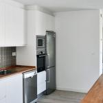 Casa prefabricada Cube 150 m2 en L - Cocina