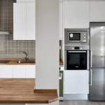 Casa Cube 150 m2 en L - Cocina