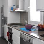 Casa Cube 75 m2 - Cocina