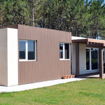 Casa prefabricada Cube 75 m2