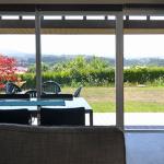 Casa Cube 75 - Salón comedor y porche