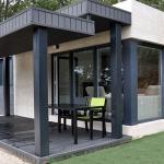 Casa Cube 75 m2 - Porche