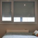 Dormitorio de casa prefabricada de 150 m2