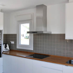 Casa Cube 150 m2 - Cocina