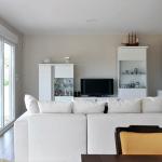 Casa prefabricada Cube de 150 m2 - salón comedor