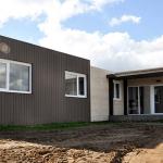 Casa prefabricada Cube 150 m2 en L