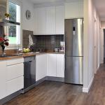 Casa prefabricada Cube 100 - Cocina
