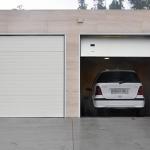 Garaje de vivienda prefabricada