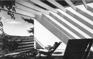 Casa modular de Walter Gropius