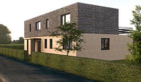 Casa Cube 250 m2