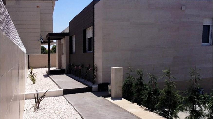Casa prefabricada Cube en Badajoz