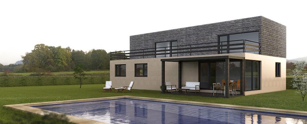 Casas prefabricadas y modulares cube - Cube casas prefabricadas ...