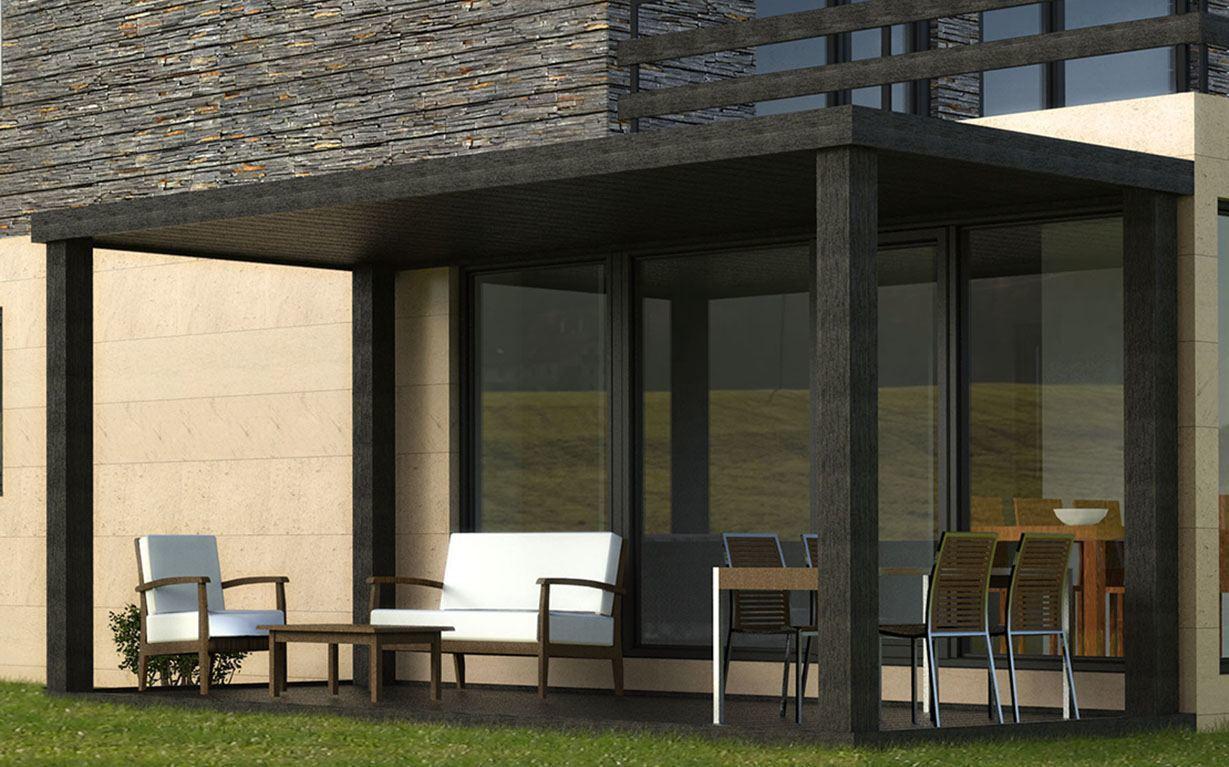 Casas modulares galicia casas prefabricadas y modulares cube - Casas modulares cube ...