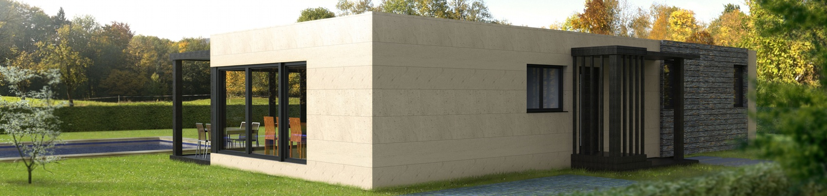 Cube 150 casas prefabricadas y modulares cube - Casa modular prefabricada ...
