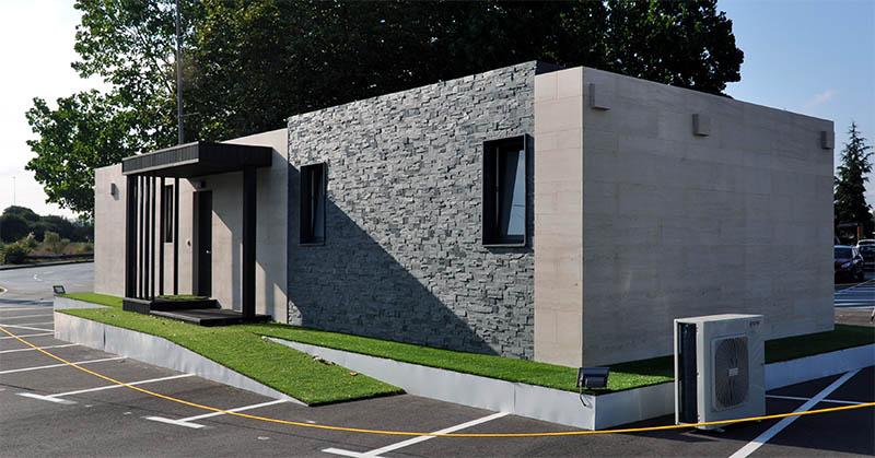 Cube en asturias casas prefabricadas y modulares cube - Casas modulares cube ...