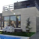 Casa prefabricada Cube 157 m2 - Exterior