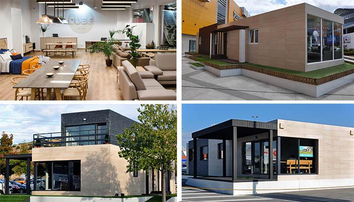 Casas prefabricadas y modulares cube - Casas prefabricadas barcelona ...