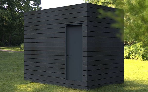 Portfolio casas prefabricadas y modulares cube - Casas prefabricadas a coruna ...