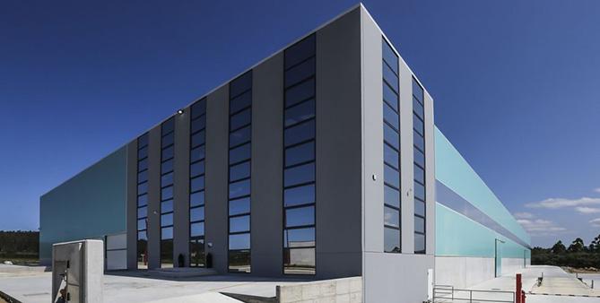 Fábrica de casas modulares prefabricadas de Cube
