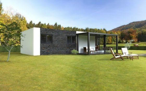 Cuánto cuesta una casa prefabricada en Galicia