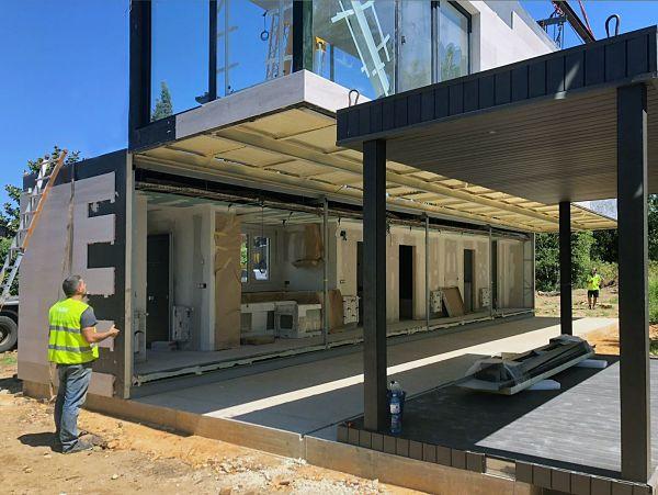 Cube construye tu próxima casa prefabricada en Madrid