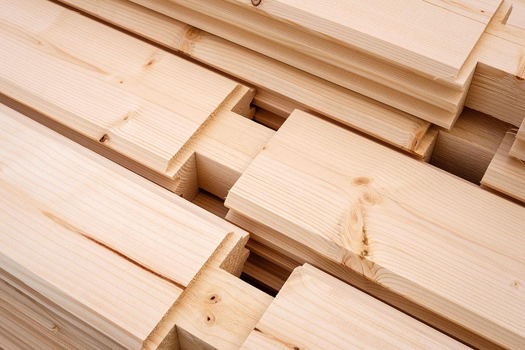 Las casas prefabricadas de madera son más baratas que las de hormigón