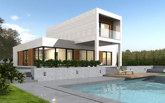 Modelos de casas prefabricadas a precio cerrado