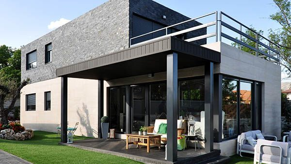 Casas instaladas casas prefabricadas y modulares cube - Casas cubo prefabricadas ...