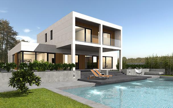 casa-prefabricada-cube-premium-300-trasera