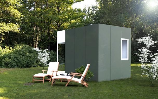 Modulo Basic 12 M2 Casas Prefabricadas Y Modulares Cube